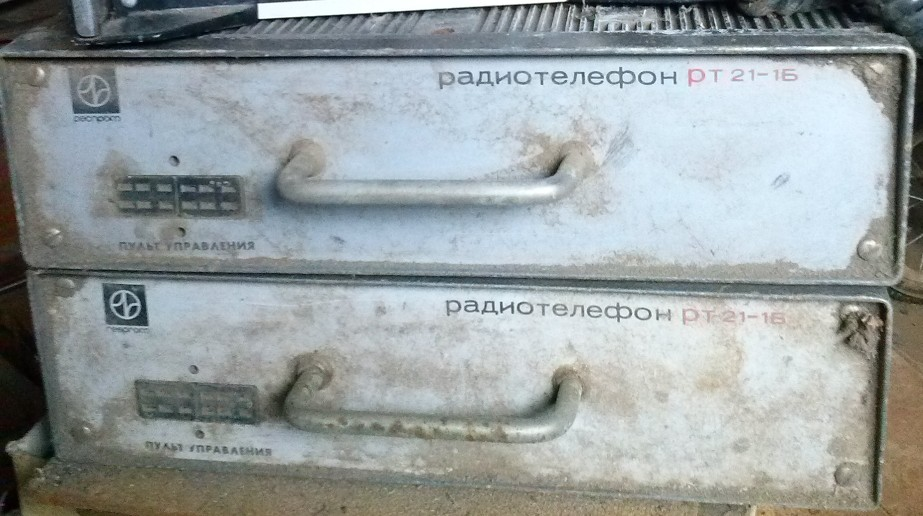 Радиотелефон РТ21-1Б